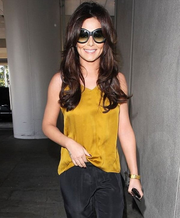 Cheryl Tweedy Sunglasses - Oliver Goldsmith
